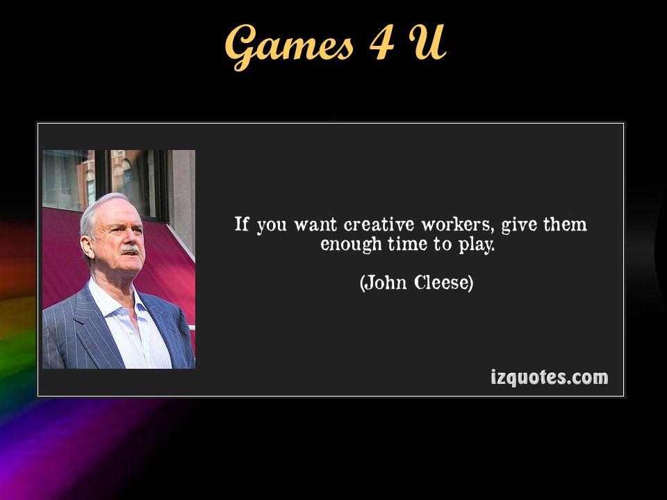 Games 4 U