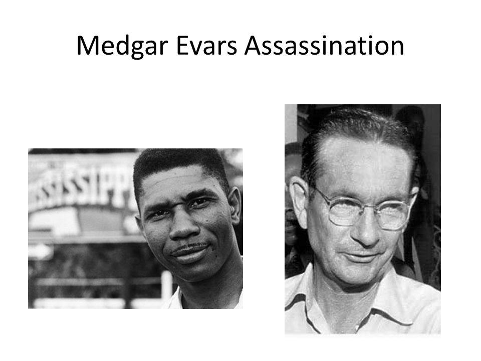 Medgar Evars Assassination