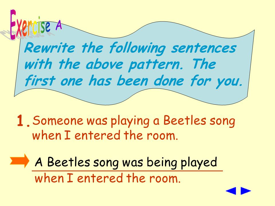 Make sentences with the items in Box A and those in Box B. The first one has been done for you.