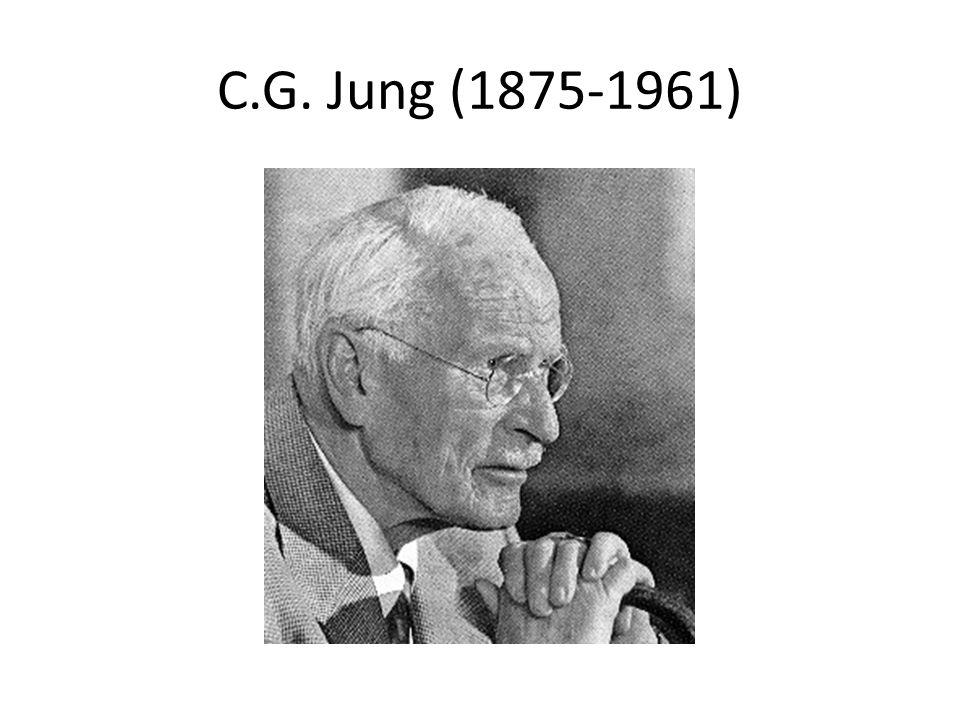 C.G. Jung (1875-1961)