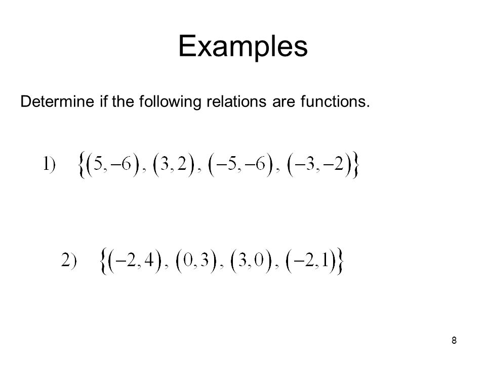 29 ______________ Function_________________ Function Domain: _________ Range: _________ # 3# 4 Seven Graphs of Common (Elementary) Functions (cont)