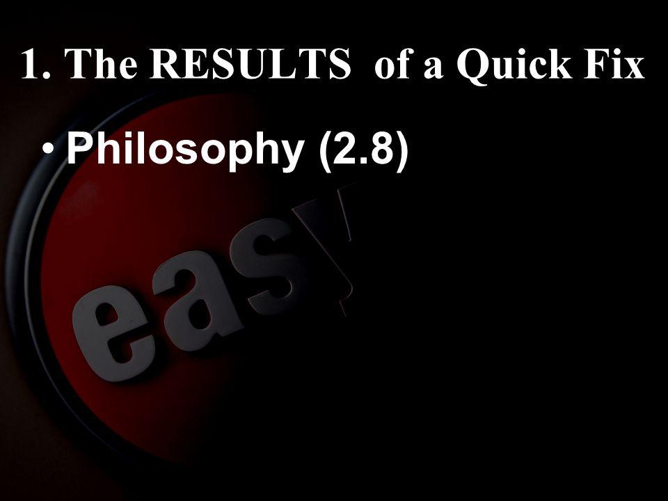 Philosophy (2.8)