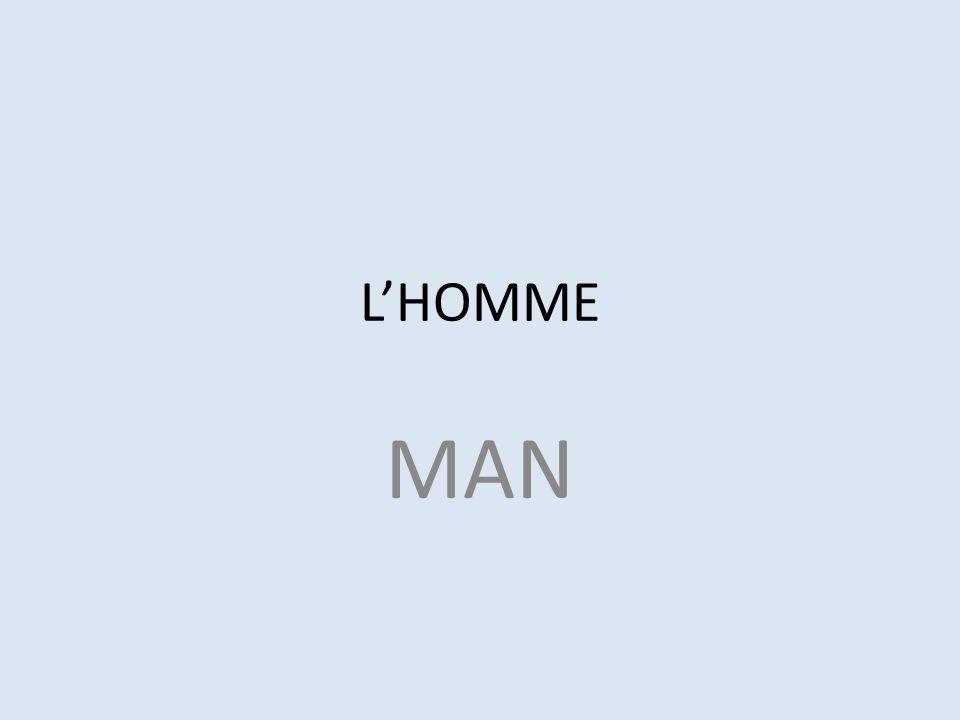 L'HOMME MAN