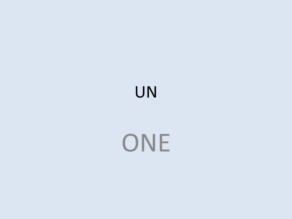 UN ONE