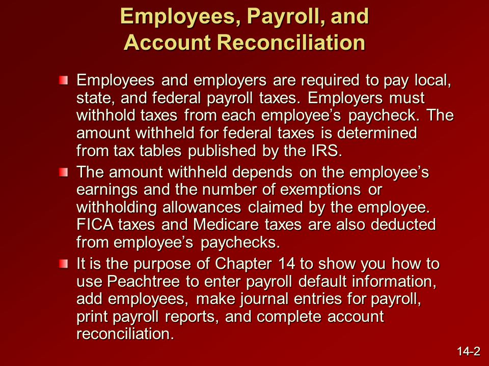 Software Objectives, p.555 Complete the Payroll Setup Wizard.