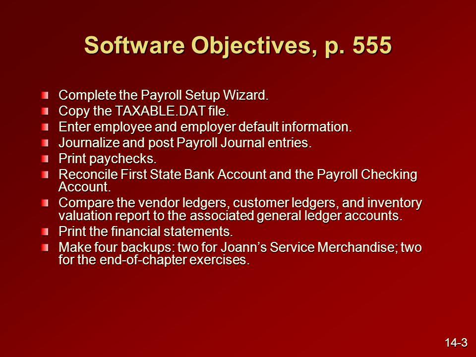 Web Objectives, p.
