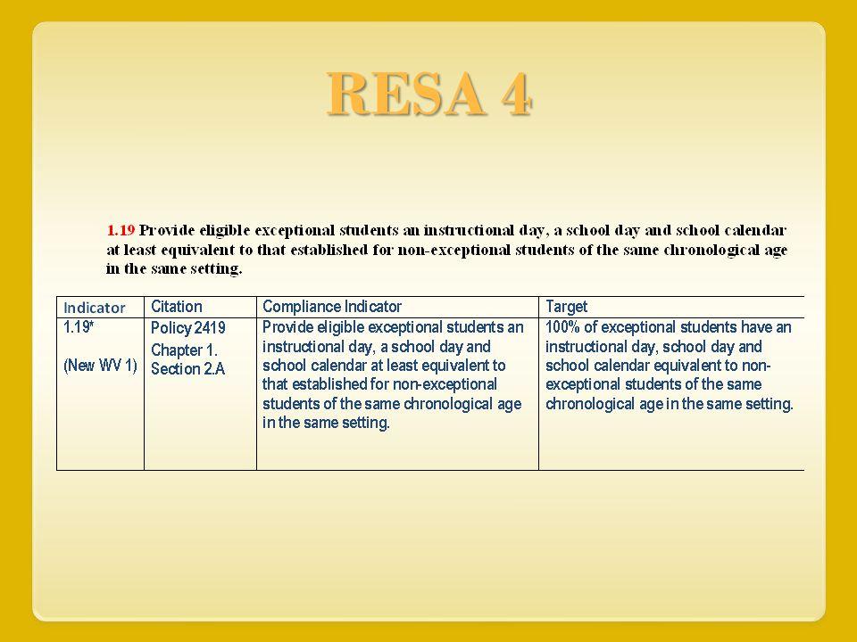 RESA 4