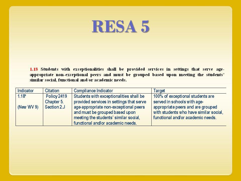 RESA 5
