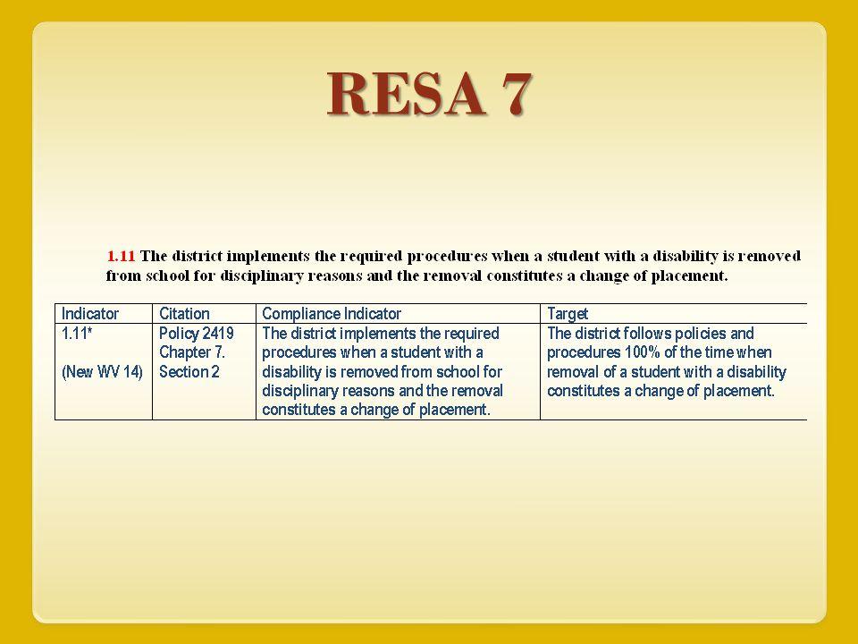 RESA 7