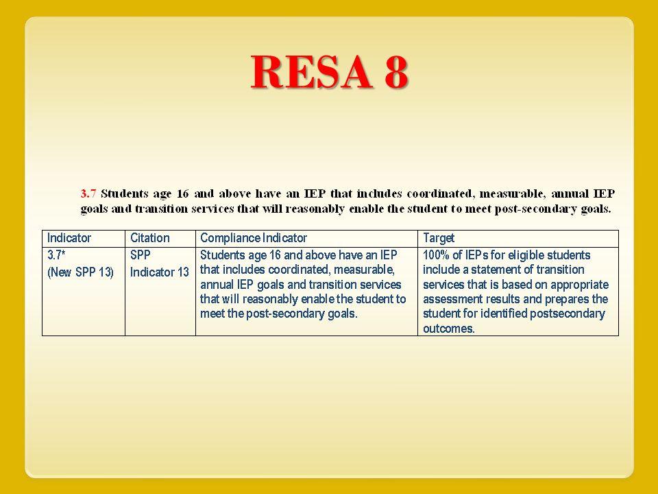 RESA 8