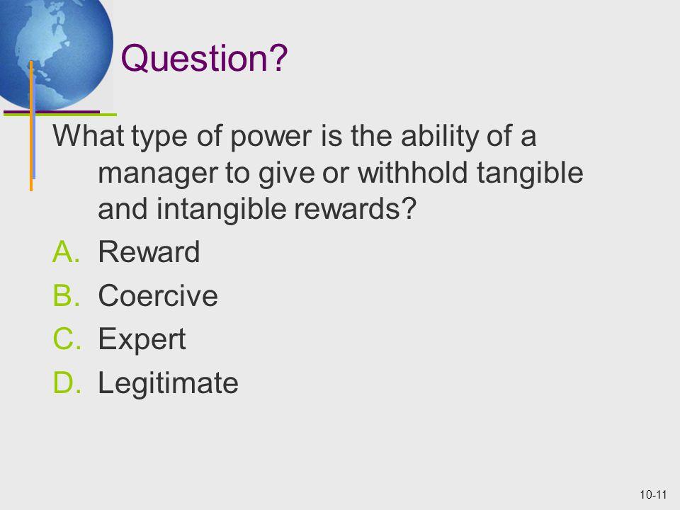 10-11 Question.