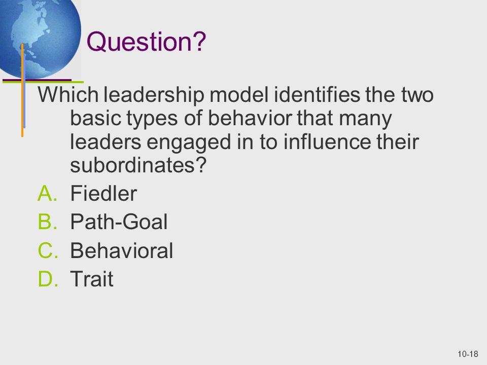 10-18 Question.