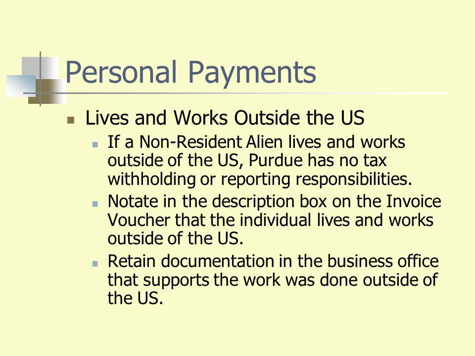 Contacts Cheryl Byers – Personal Service Payments 41165cmbyers@purdue.edu Pam Hartman – Non-Payroll Tax Accountant 47921phartman@purdue.eduphartman@purdue.edu Linda Mundy – Tax Manager 40521lsmundy@purdue.edulsmundy@purdue.edu