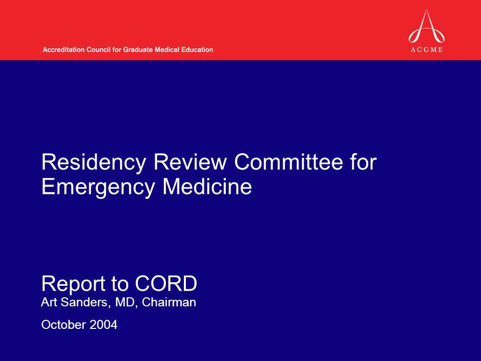 AMERICAN BOARD OF EMERGENCY MEDICINE Dane Chapman, M.D.