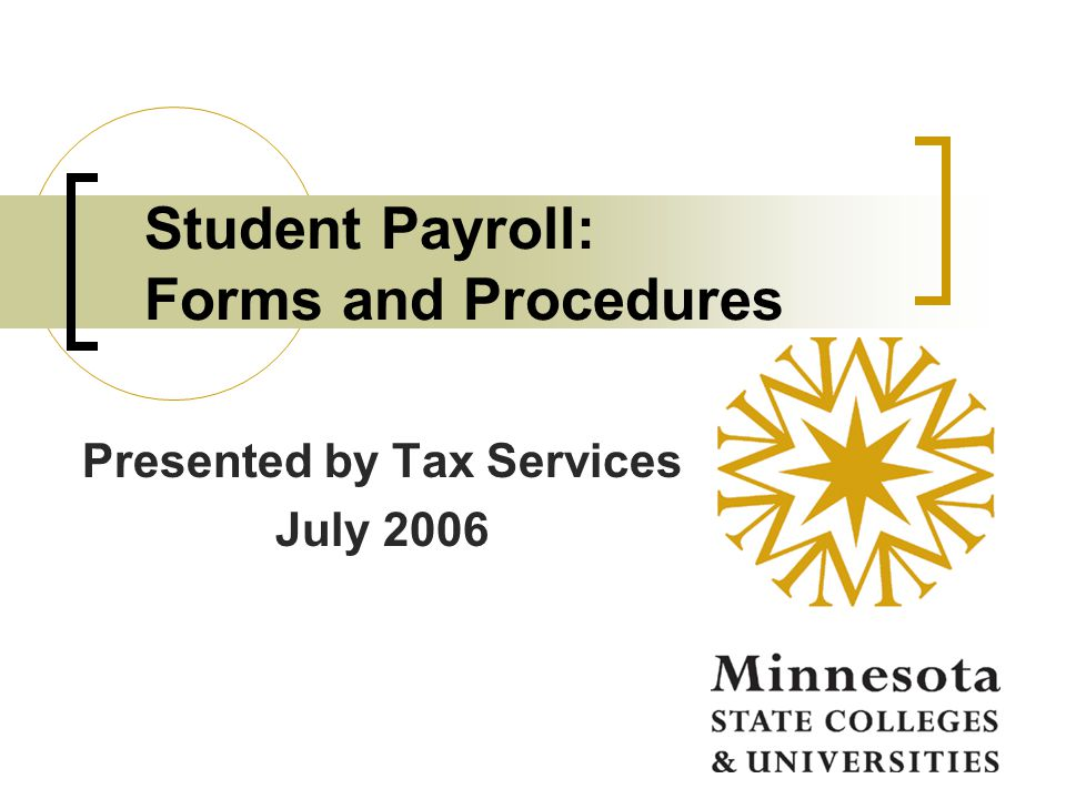 Tax Residency Information Form