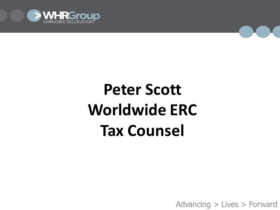 Peter Scott Worldwide ERC Tax Counsel Advancing > Lives > Forward >