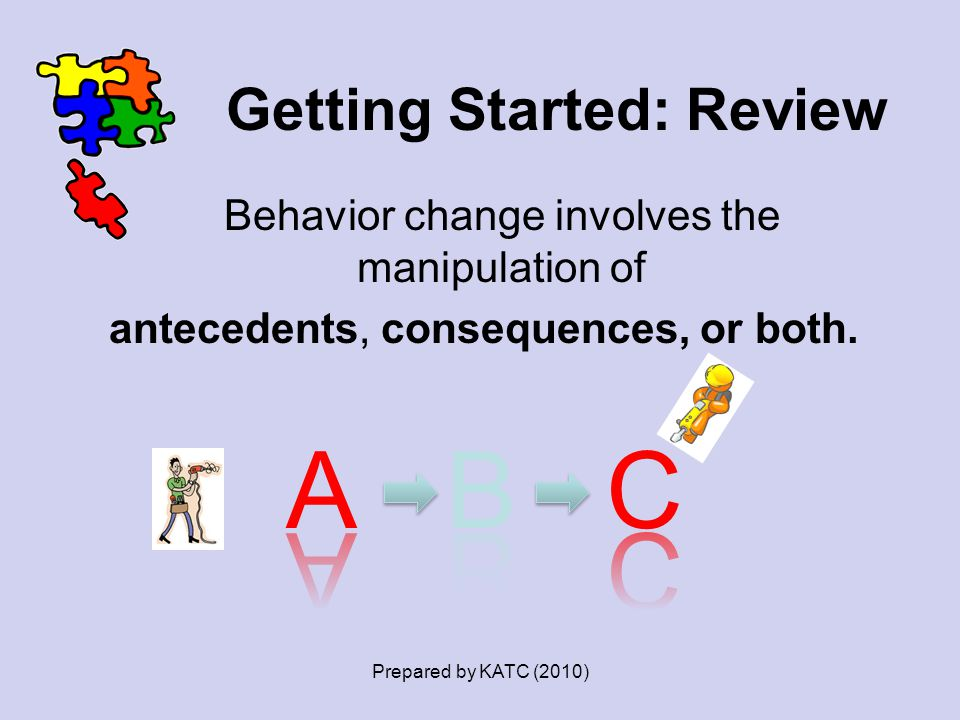 Getting Started: Review Prepared by KATC (2010)