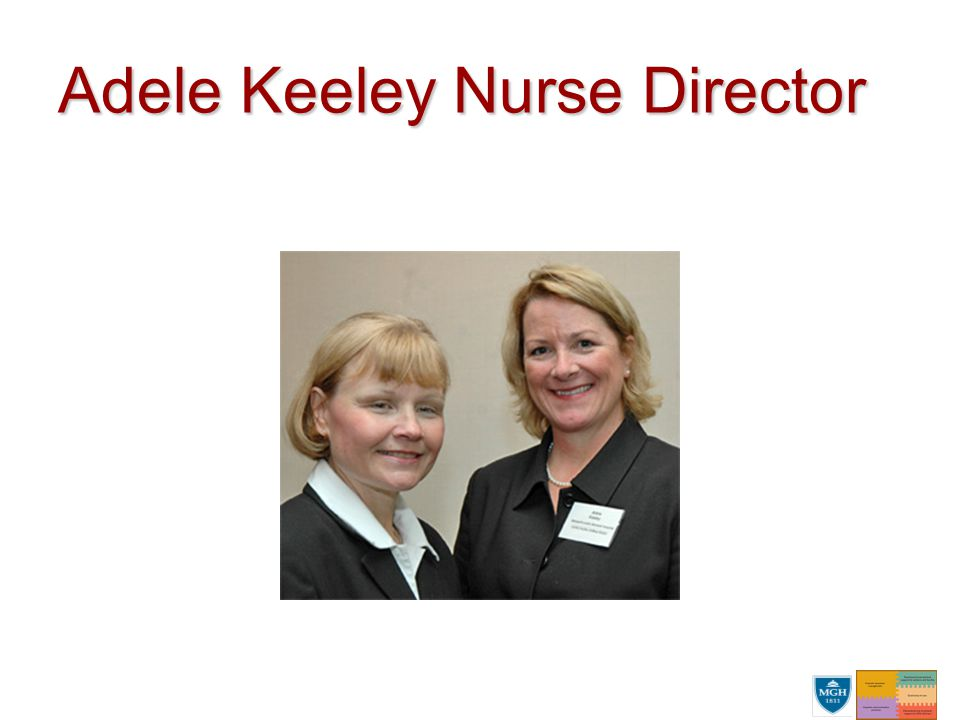 Adele Keeley Nurse Director
