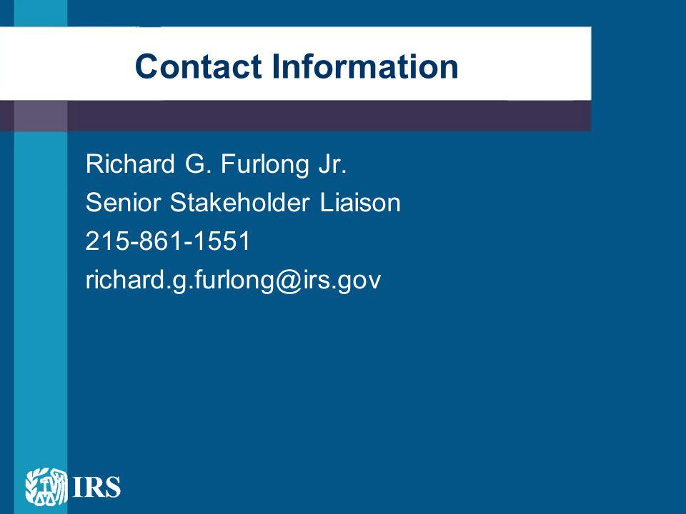 Richard G. Furlong Jr.