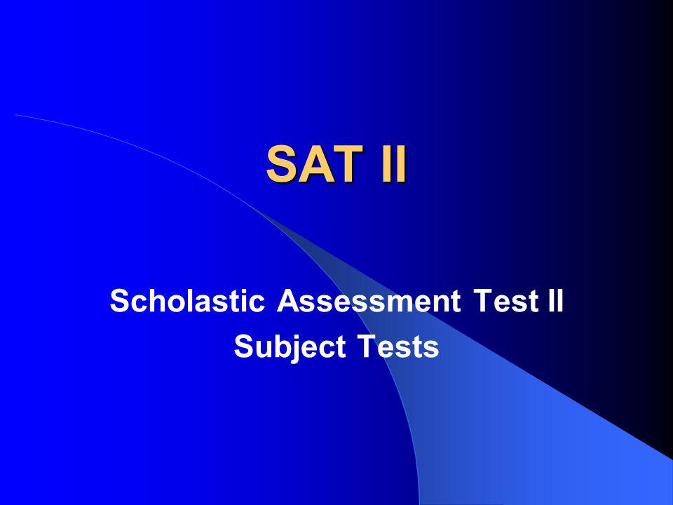SAT I Sending Score Reports When registering, you can request scores be sent to colleges and/or scholarship programs. – Scores sent include the curren