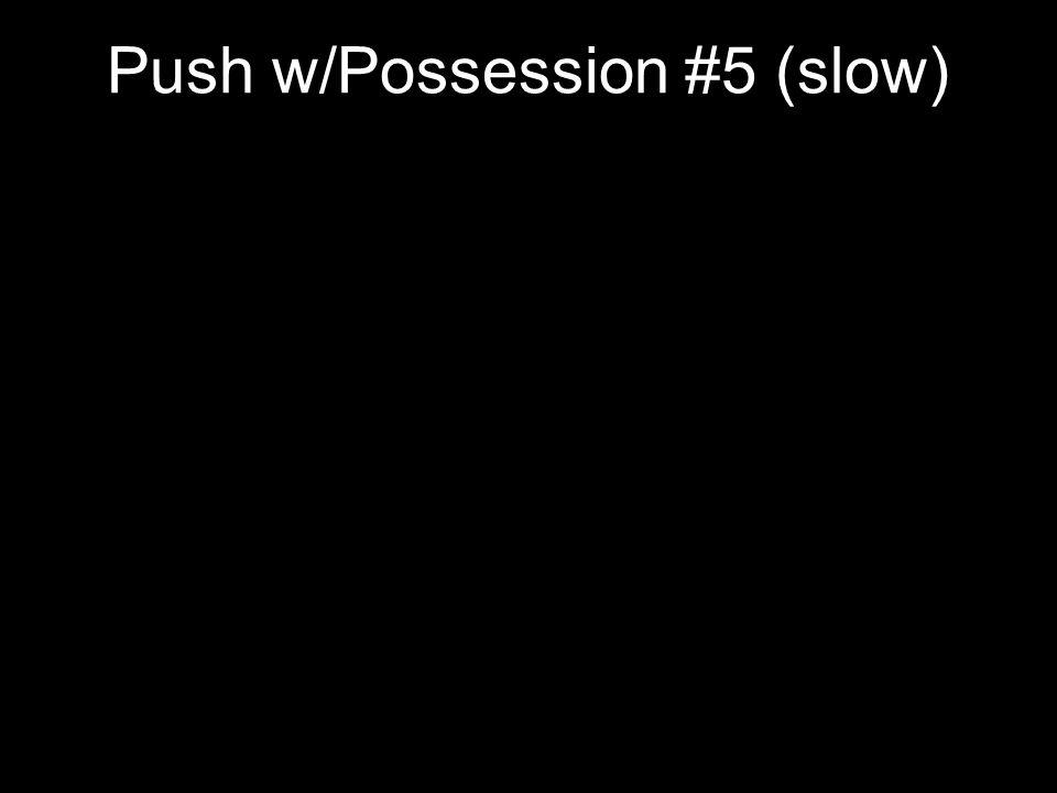 Push w/Possession #5 (slow)