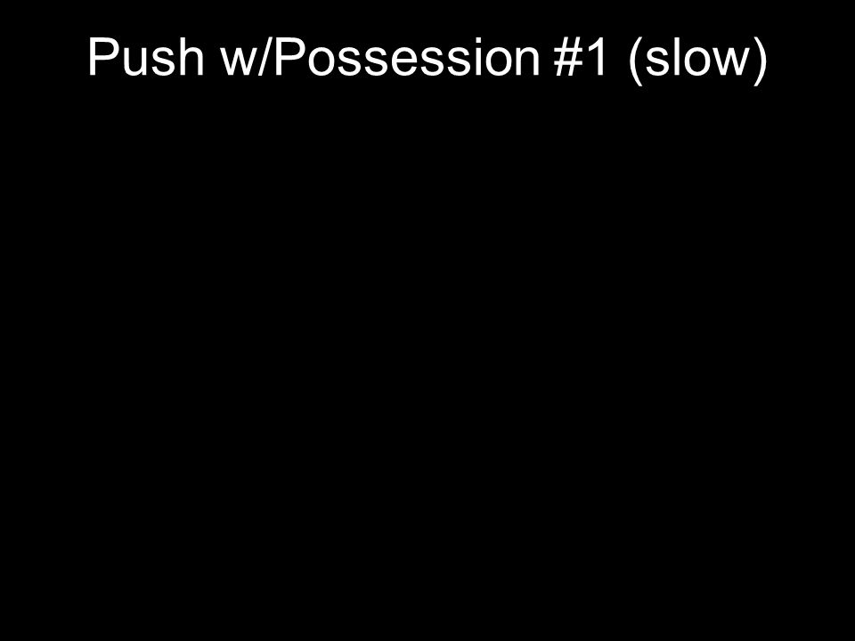 Push w/Possession #1 (slow)