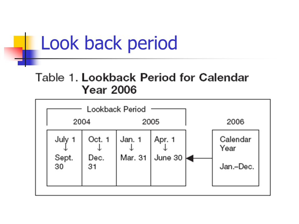 When to Deposit Semiweekly depositor if (line 8): Liability for look back period > $50,000 If payday Wed.