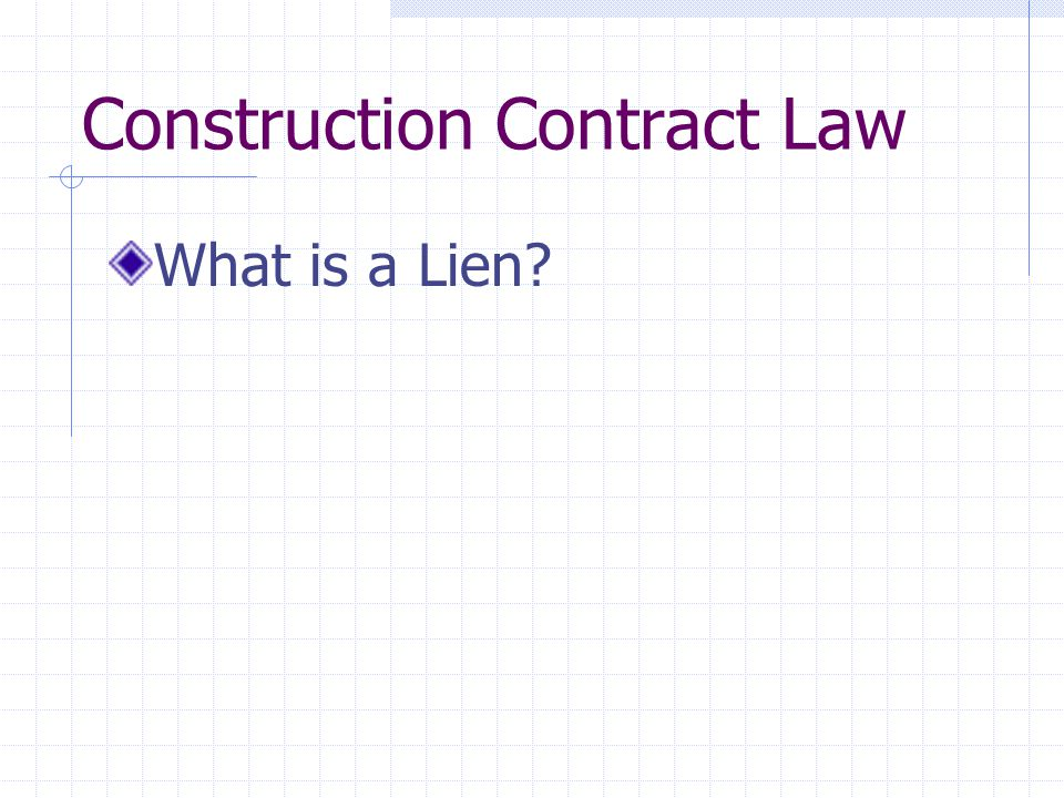 Builders Liens Indefeasibility of Title  Title defined in registry is absolute  Cannot be overcome unless a statute-defined exception has occurred