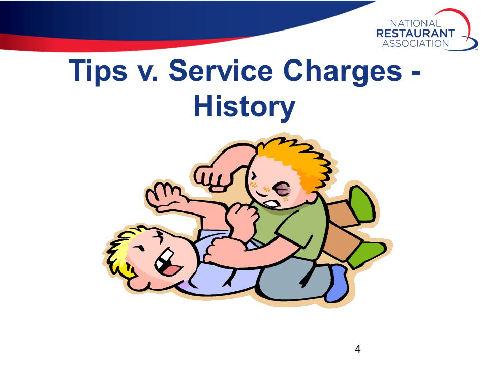 Procedural and System Changes Revisions to POS system Changes to tip out policies Effect on tip reporting rates Evaluation of auto-gratuities, such as: –Large parties –Bottle service charges –Mandate delivery charges (e.g., pizza or other deliveries) –Room service charges and contracted luggage assistance changes (hotels) 25