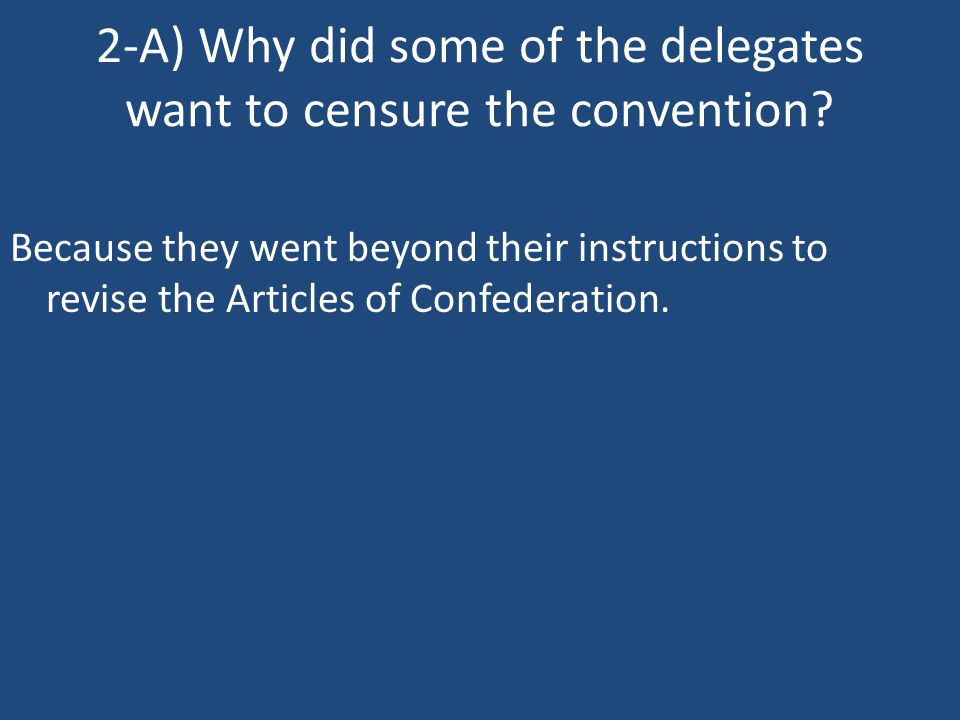 2-B) Which three influential Virginians were opposed to the Constitution.