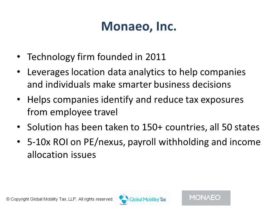Contact Info Paul Rubino, Director at Global Mobility Tax, LLP 2023 N.