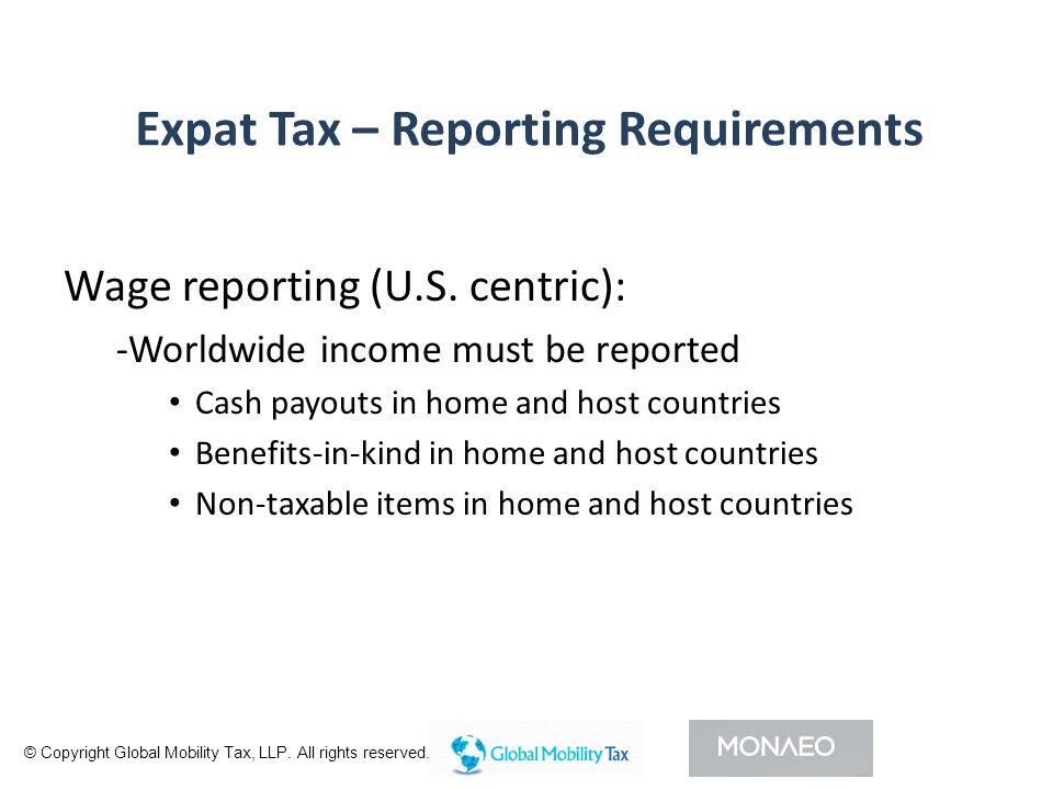 Annual Spend US TAXES $4 trillion COMPLIANCE COST $350 billion LOCATION- BASED $10 billion Source: IRS Data, industry reports, Monaeo analysis.