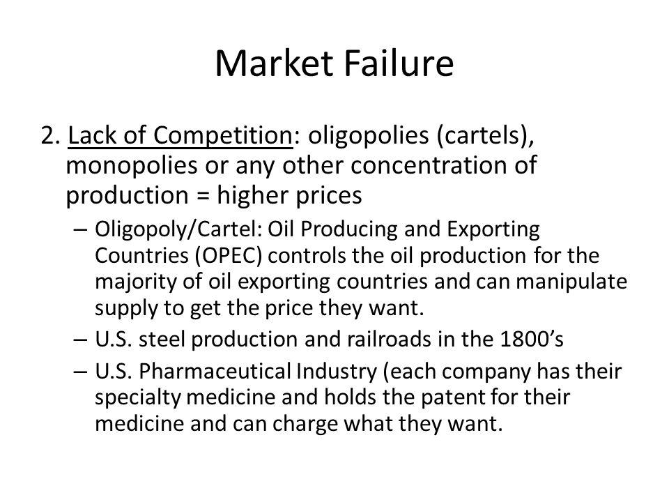 Market Failure 2.