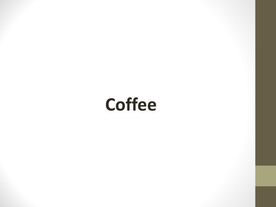 CoffeeBeerWaterTeaCoffeeBeerSodaWaterSodaCoffeeJuiceTeaSoda Coffee