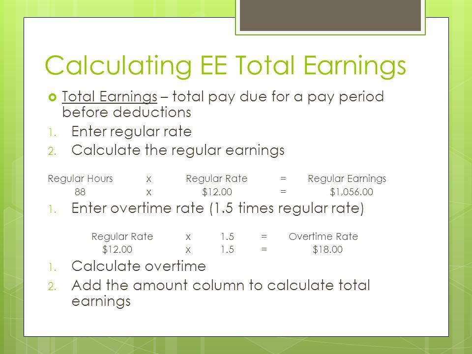 Preparing Payroll Checks Lesson 13-4 Page 319