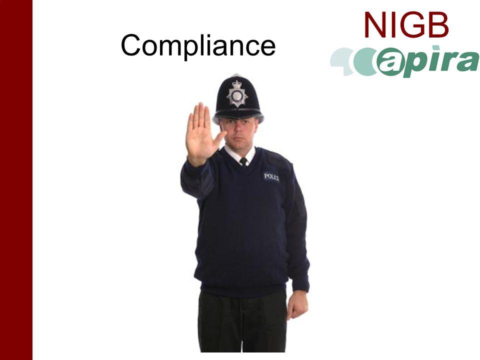 NIGB Compliance