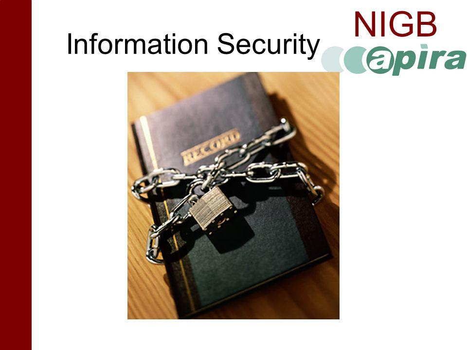 NIGB Information Security