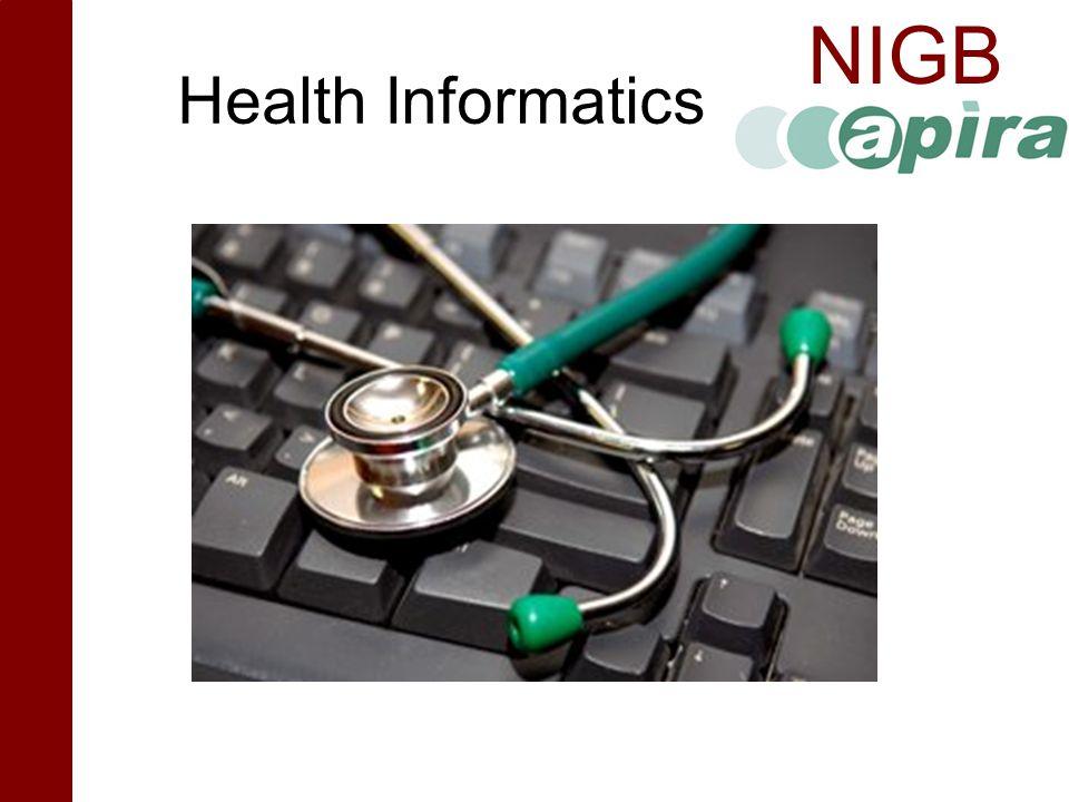 NIGB Health Informatics