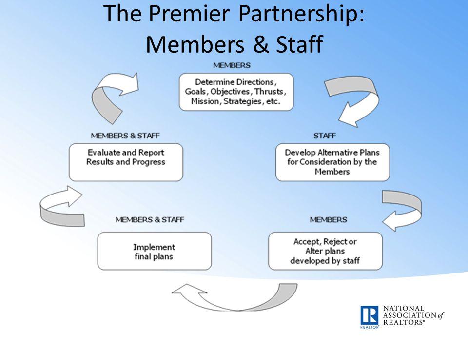 The Premier Partnership: Members & Staff