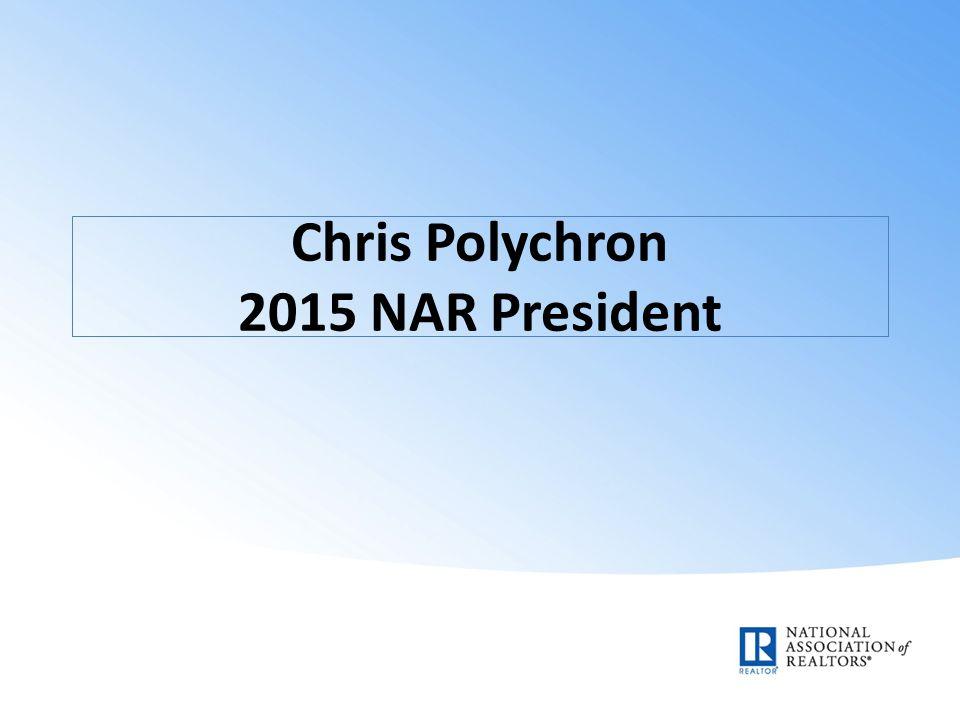 Chris Polychron 2015 NAR President