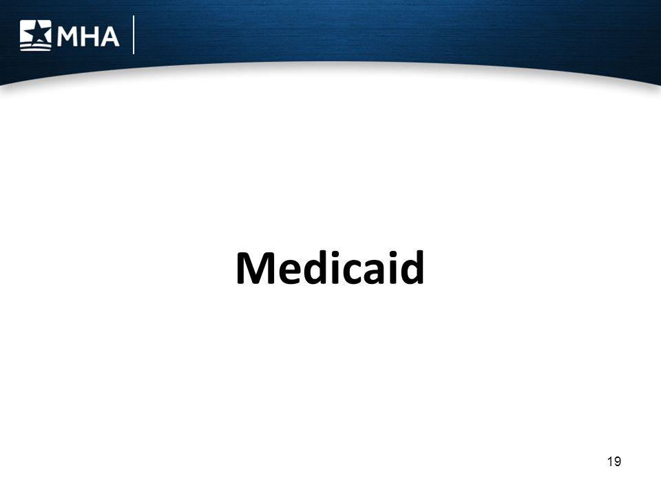 19 Medicaid