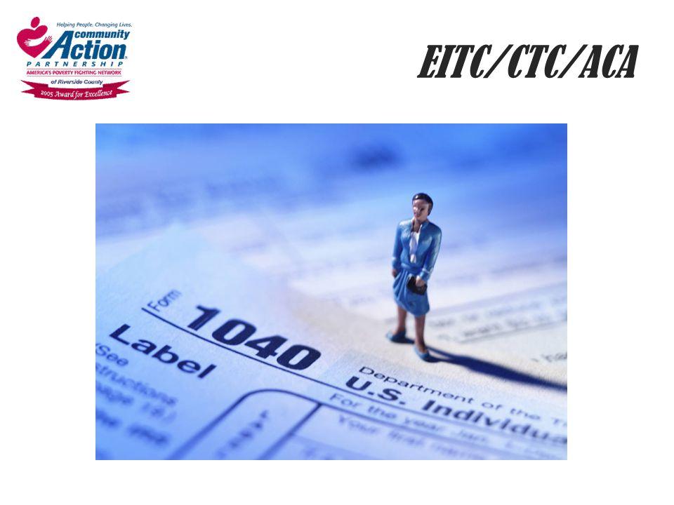 EITC/CTC/ACA