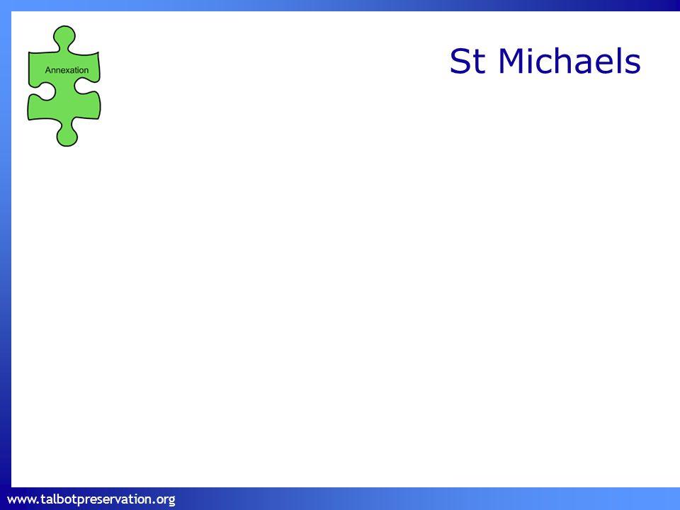 www.talbotpreservation.org St Michaels