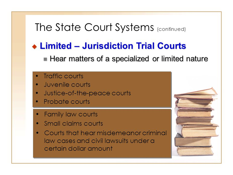 2 - 15 The Federal Court System (continued) U.S.