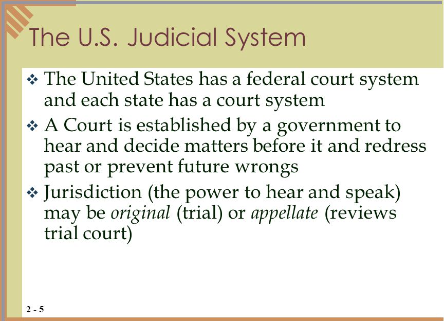  After a judgment has been entered, losing party may appeal decision to a higher court  After a judgment, winning party must have the judgment executed (carried out) to obtain money, property, or action ordered by the court  Bottom line: a judgment is issued and enforcement of the judgment begins Civil Trial Post-Trial Procedure 2 - 26