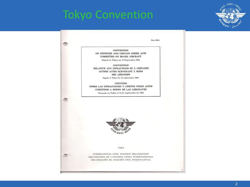 2 Tokyo Convention