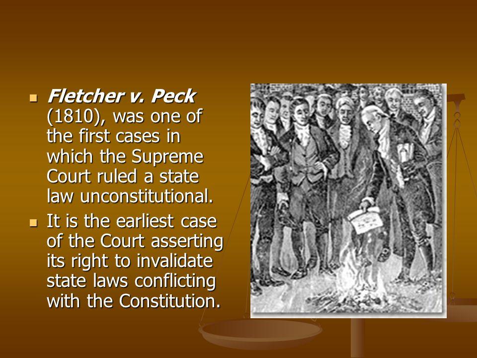 Fletcher v.