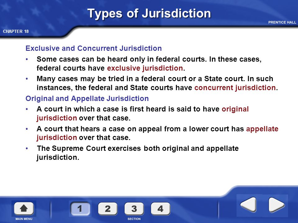CHAPTER 18 Appointment of Judges The power to appoint judges to federal courts falls on the President.