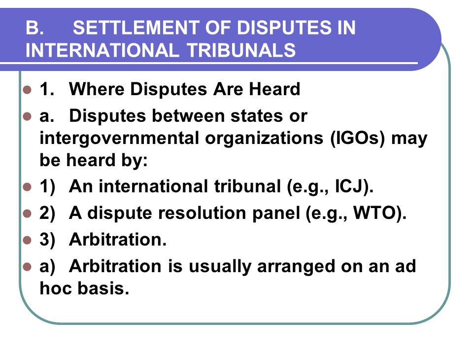  2.Jurisdiction in Criminal Cases  a.