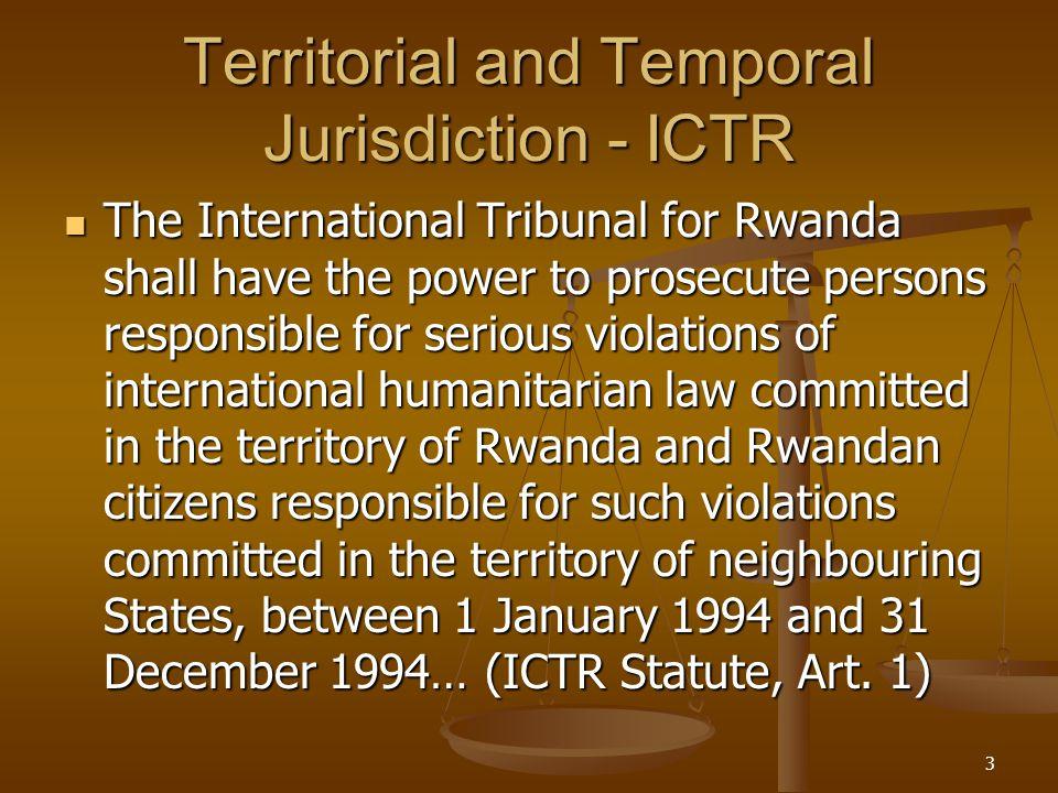 14 Art 25 Individual Criminal Responsibility Article 25 1.